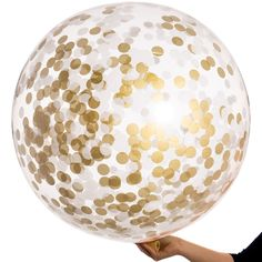 Giant Confetti Balloons | Bubblegum Balloons | Party Shop Uk