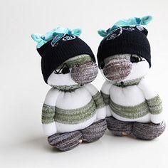 Skříteček pro štěstí. č.1373 Gloves, Winter, Winter Time, Mittens
