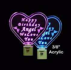 We are a Cleveland Ohio Based Company Manufacturing Acrylic Personalized Gifts, LED Night Lights, Signs, Cork Coasters, Key Chains. Great for Weddings and anniversaries,  Kids, Birthday Gifts, Man Cave, can use a Business Logo