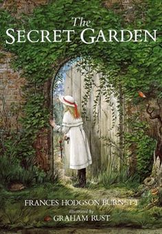 The Secret Garden is one of my favorites.