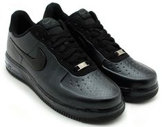 "Preview: Nike Air Force 1 Foamposite Pro Low ""Black Snake"""