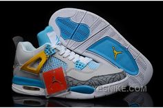 http://www.yesnike.com/big-discount-66-off-nike-air-jordan-4-iv-homme-gris-bleu-192522.html BIG DISCOUNT! 66% OFF! NIKE AIR JORDAN 4 (IV) HOMME GRIS/BLEU 192522 Only $66.00 , Free Shipping!