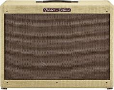 Fender Hot Rod Deluxe 112 Enclosure 80Watt 1x12Inch Guitar Amp Cabinet  Tweed ** Want additional info? Click on the image.
