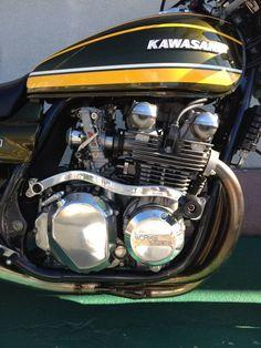 Z  #Kawasaki #Engine
