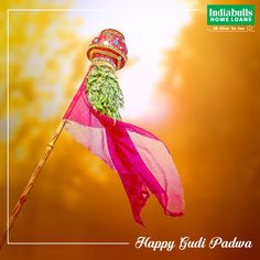 Gudi padwa marathi greeting cards gudi padwa greetings pinterest this gudi padwa may a new wave of prosperity and happiness bless your home and m4hsunfo