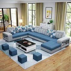 Sofa Set Designs, Modern Sofa Designs, Living Room Sofa Design, Living Room Designs, Living Room Sofa Sets, Wood Furniture Living Room, Modern Furniture, Sofa Furniture, Antique Furniture