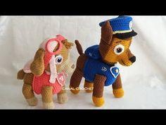 patrulla canina chase tutorial - YouTube