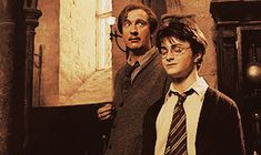 Don't underestimate how much Uncle Moony loved Harry. Even though Harry probably underestimated it too.
