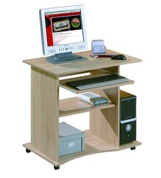 Home Office Furniture: Choosing The Right Computer Desk Table Pc, Table Desk, Bureau Design, Desk With Keyboard Tray, Buy Desk, Best Computer, Computer Desks, Home Additions, Home Office Furniture
