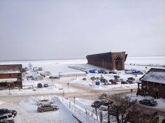 Ore Dock, Marquette, MI