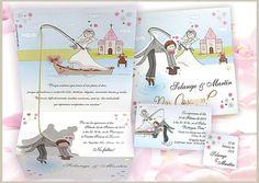 Invitaciones de casamiento #Casamiento #Boda #wedding #2016 #novedad #cononda #casamientos.com.ar #nuevas #imprenta #invitaciones #participaciones #personalizadas