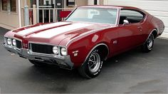 1969 Oldsmobile 442 W-30 400/360 HP, 4-Speed presented as lot S63 at Harrisburg, PA 2015 - image1