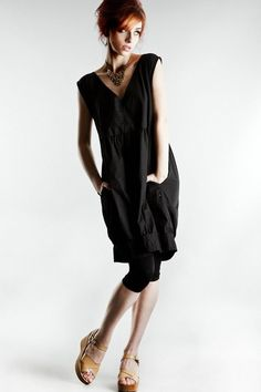 Key Influence Dress in Black extra small medium by outofline