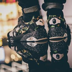 A Bathing Ape x Puma Disc Blaze