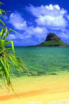 Oahu , Chinaman's Hat