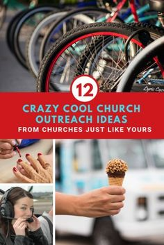 12 Crazy Cool Church Outreach Ideas from Churches Just Like Yours