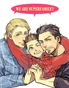 We are Superfamily !!!