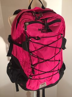 North Face Backpack awesome condition very durable lots of pockets no major flows,see all pictures before you buy item come from smoke free pet free environment thank you for looking. North Face Women, The North Face, Cute Backpacks, North Face Backpack, All Pictures, Under Armour, Environment, Smoke Free, Pockets
