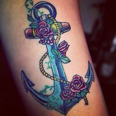 Anchor Tattoos | Inked Magazine
