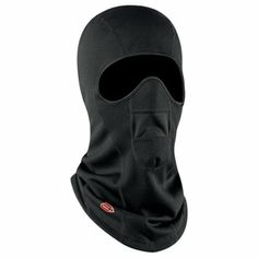 With all the Winter Riding Gear at RevZilla - I could keep going!  Arctiva Windbloc Balaclava for cold weather motorcycle touring