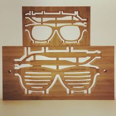 When you can make your own,  your future is so bright you wear them at night. Bamboo Sunglasses kit prototypes  machined on the #NOMAD883 with #meshcam.  #instamachinist #carbide3d #carbide3d #designer #art #fashion #accessories #Sunglasskit #Bamboo #desktopmanufacturing #DESIGN #model #productdesign #quality #precision #parts #howitsdone #etsy #kickstarter #startup #make #apolloness #localproduct Desktop Cnc, Apollo, Design Model, Stuff To Do, Make Your Own, Wood Projects, Bamboo, Fashion Accessories, Kit
