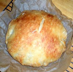 No-Knead Bread – A smaller batch – Audrey Can Cook – and so can you