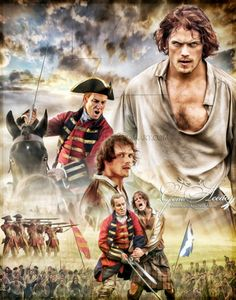 Culloden is coming….#Outlander #Season3