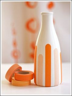 perfect, love the orange too!