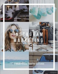 Tons of Free Instagram resources including a course, ebooks, checklists, and a facebook group! Definitely worth repinning!