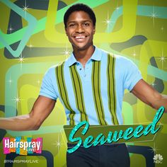 Hairspray Live! (@HairsprayLive) | Twitter 08Dec2016 - Just when you think this cast can't get any better, @ephsykes joins #HairsprayLive after this break!