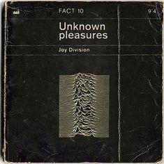 Nada hay más cierto que sentir. Joy Division, Unknown Pleasures, Post punk
