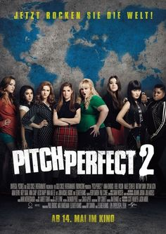 High resolution official theatrical movie poster ( of for Pitch Perfect 2 Image dimensions: 1015 x Directed by Elizabeth Banks. Pitch Perfect 2, Brittany Snow, Elizabeth Banks, Anna Kendrick, Alexis Knapp, Adam Devine, Skylar Astin, Mad Max Fury Road, Christina Aguilera