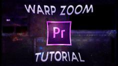 Quick Warp Zoom Tutorial (Adobe Premiere Pro CC 2015)