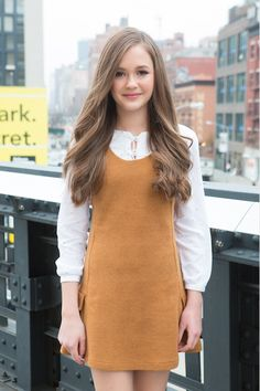 Meet actress Olivia Sanabia, star of Amazon Original 'Just Add Magic'