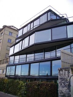 Herzog & De Meuron Office Headquarters