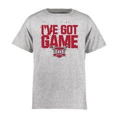 Troy University Trojans Youth Got Game T-Shirt - Ash - $17.99