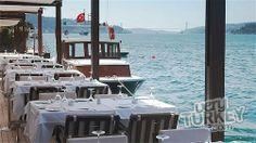 Lacivert Restaurant - un local care iti va oferi specialitati de peste delicioase, dar si o priveliste pe masura #Istanbul