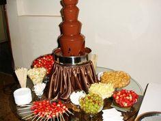 maquina de chocolate com frutas - Pesquisa Google