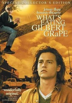 What's Eating Gilbert Grape... Watched this for the first time today (cried almost the entire time).. Having a child on the spectrum, the movie really hit home. My biggest fear is leaving this earth and not being able to protect and care for my baby <3...