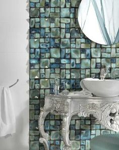 Bathroom Mosaic Feature Wall Tiles In Sydney Http Www