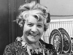 Irene Handl (1901-1987) was an English actress who starred in over a hundred British films.