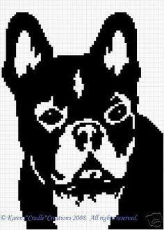 Crochet-Pattern-Patterns-FRENCH-BULLDOG-GRAPH-PATTERN