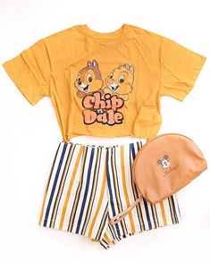 Disney World Outfits, Disneyland Outfits, Cute Disney Outfits, Disney Themed Outfits, Outfits For Teens, Summer Outfits, Cute Outfits, Disney Clothes, Disney Fashion