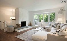 """This high ranch in the village of Sag Harbor only changed hands in July of 2011 and is already back on the market. After initially shelling out $455K, Herringbone Properties """"completely renovated""""..."""