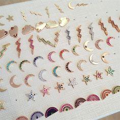 Luxe Jewelry Guru Jaimie Geller on Spring's Bling Trends, New Faves, Jewelry Box, Fine Jewelry, Jewelry Making, Jewellery, All That Glitters, Studs, Stud Earrings, Jewels, Easy