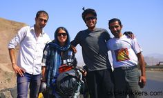 Discovering Iran by bicycle during our France to China cycle tour in 2014. Iran was one of our favourite and most memorable countries that we've cycled.