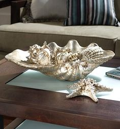 antique silver finish....nautical......