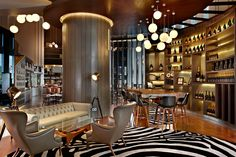 Gastro Sentral at Le Meridien Kuala Lumpur - A Swanky All-Day Restaurant and Lounge in Le Meridien Kuala Lumpur