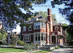 Boston Edison Historic District | 12 Boston-Edison Historic District/Detroit, MI (1221 West Boston ...