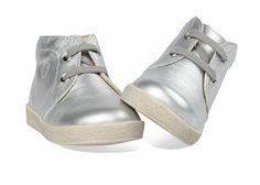 Zilveren Naturino kinderschoenen Falcotto 1195 boots